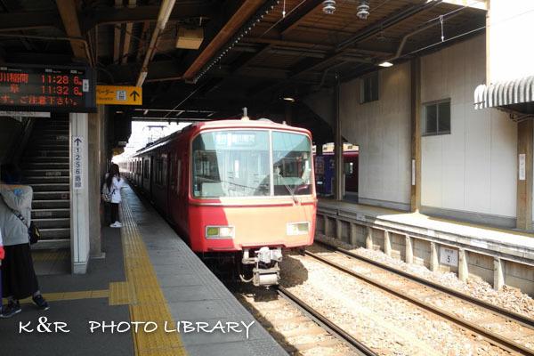 2020年3月7日7豊川稲荷行き電車