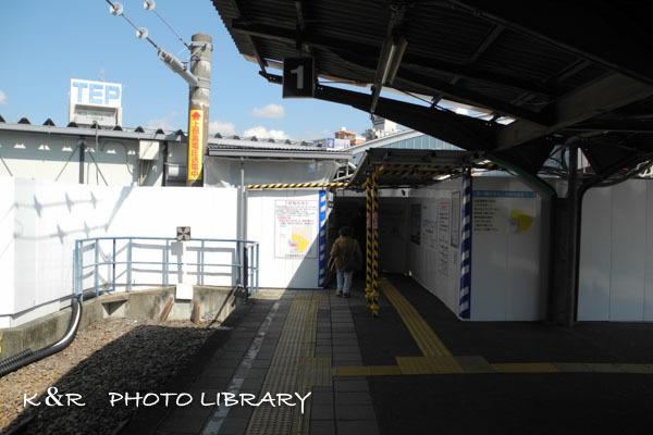 2020年3月7日11豊川稲荷駅到着