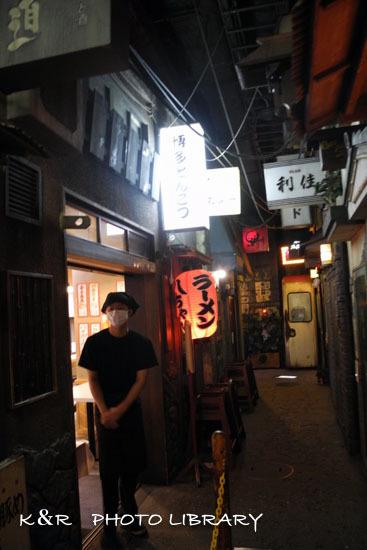 2020年7月19日1新横浜ラーメン博物館・八ちゃんラーメン