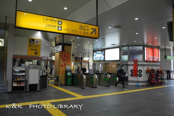 2020年11月22日15上田駅