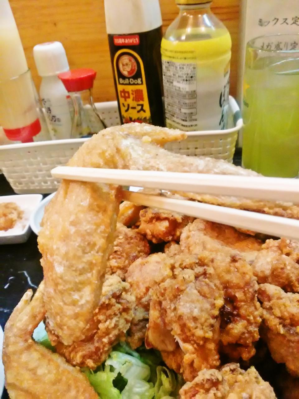 あげ市 鶴見店(腹減った)