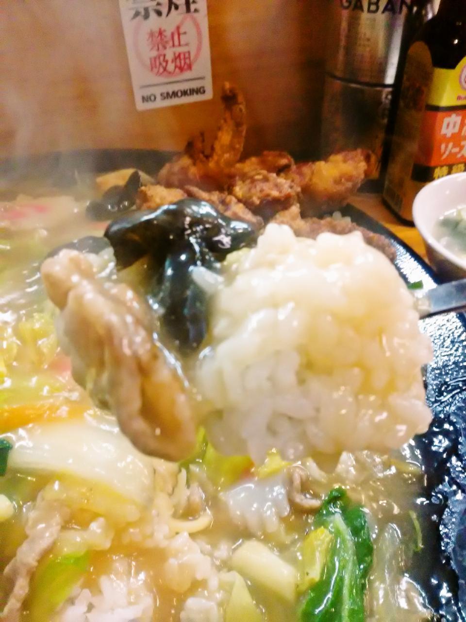 二代目 蝦夷(中華丼)