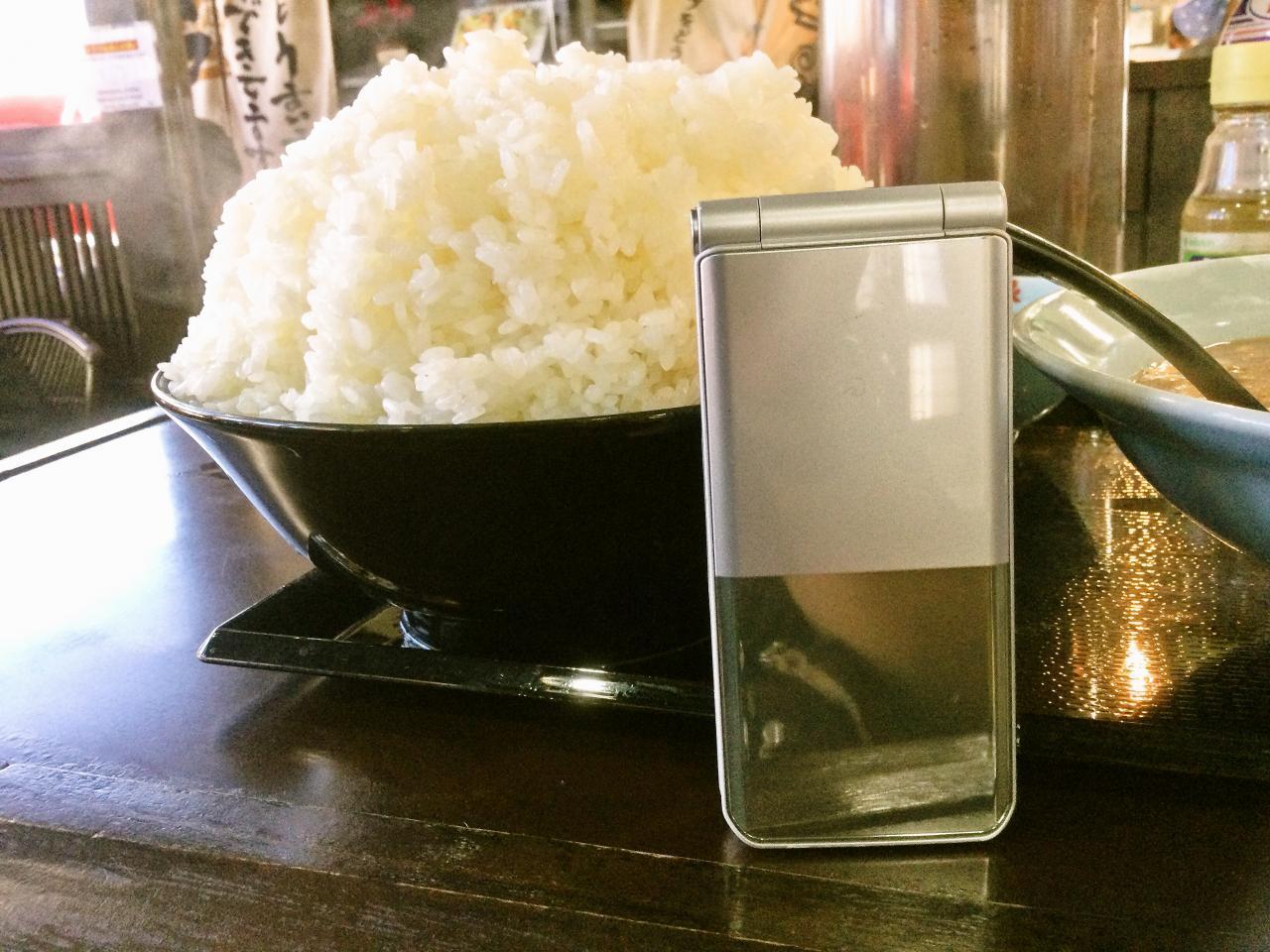 六代目 蝦夷(麻婆豆腐定食大盛り)