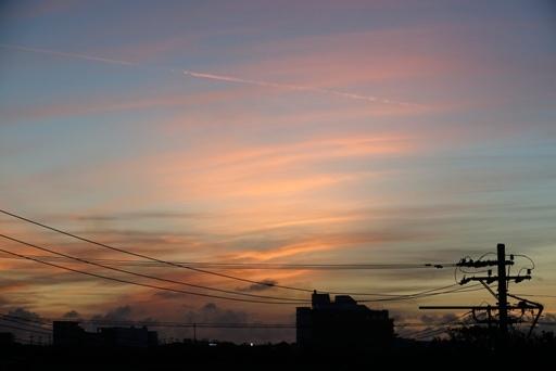 黎明c,6-16,5-45,日の出10分前 DSC00810
