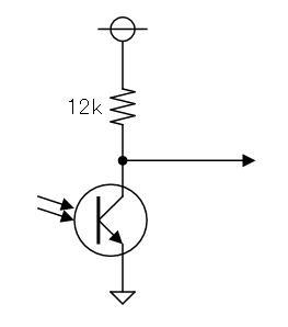 スバルレヴォーグ三山(フォトリフレクタ回路調整)元回路