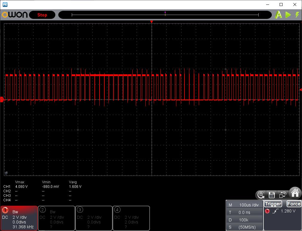 STMで音声再生PWM波形2