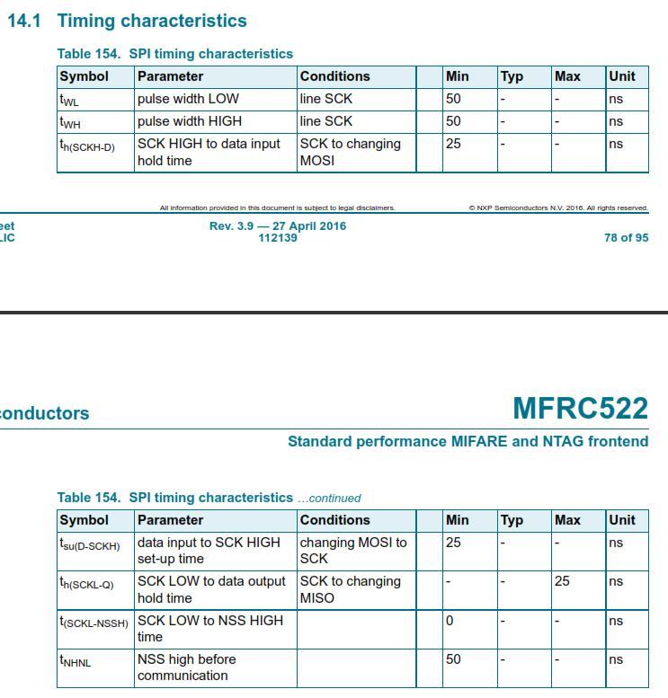 PIC電子オルゴールVer6_3のリリース(2線SPIのサポート)MFRC522のSPI-2