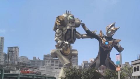 ウルトラマンルーブ vs キングジョー