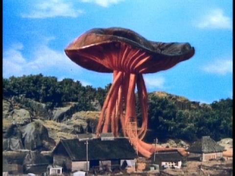 宇宙菌獣 キノクラゲス
