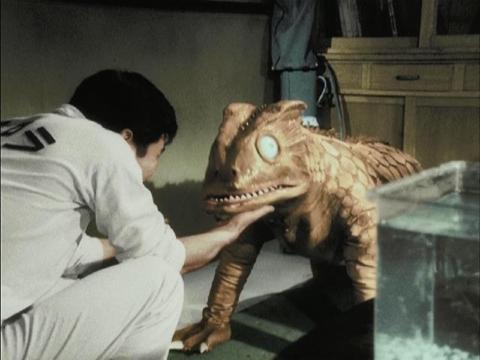 深海怪獣 ピーター