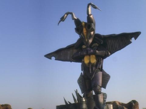 宇宙恐竜 ゼットン(パワード)