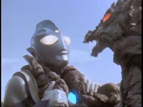 ウルトラマンティガ vs ゾイガー