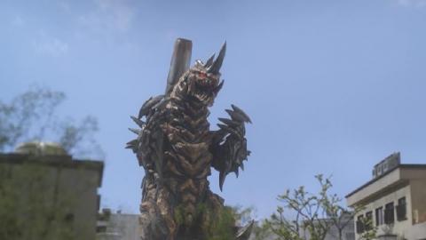 爆撃骨獣 グルジオキング