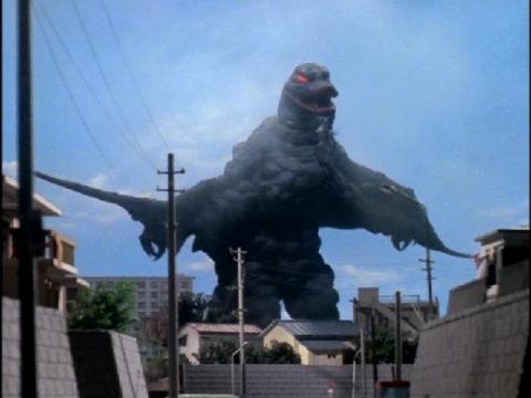 羽根怪獣 ギコギラー