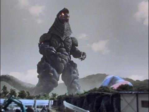超古代怪獣 ゴルザⅡ