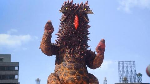 火ノ魔王獣 マガパンドン