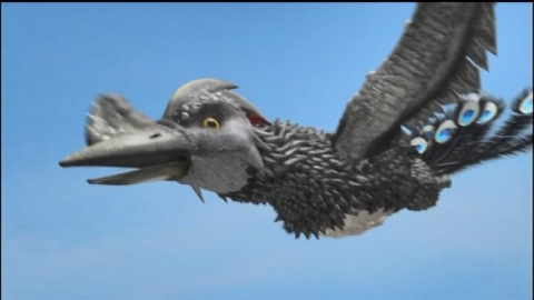 原始怪鳥 リトラ(S)