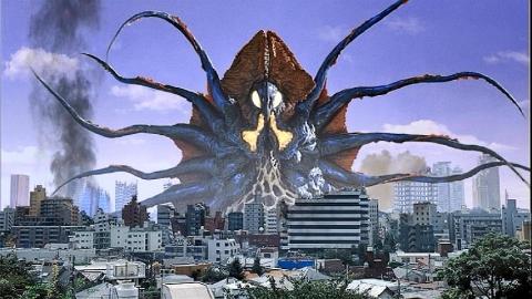 超巨大植物獣 クィーンモネラ