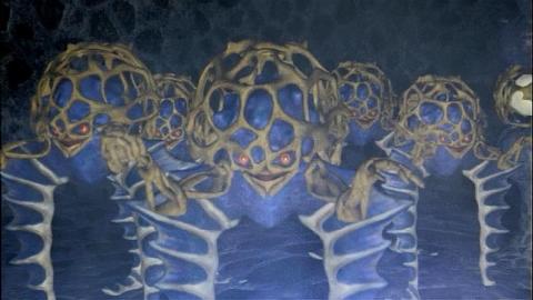 宇宙植物獣人 モネラ星人