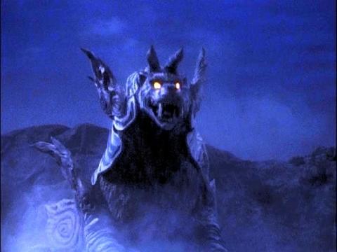 地殻怪地底獣 ティグリスIII