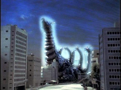 地帝大怪獣 ミズノエノリュウ(壬龍)