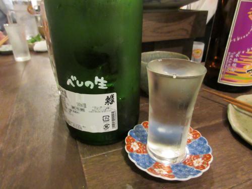 蔵出しの日本酒