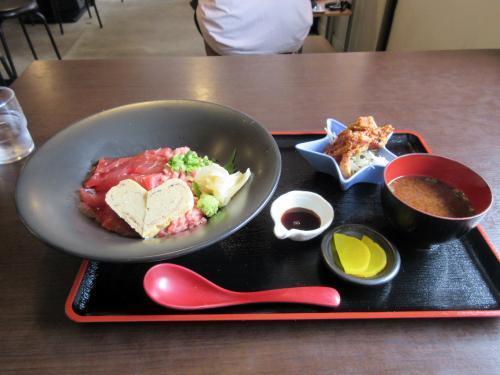 さんきゅう丸丼定食