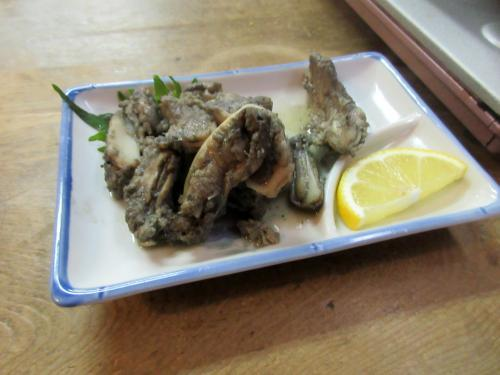 宮崎鶏 ヤゲン軟骨炭火焼