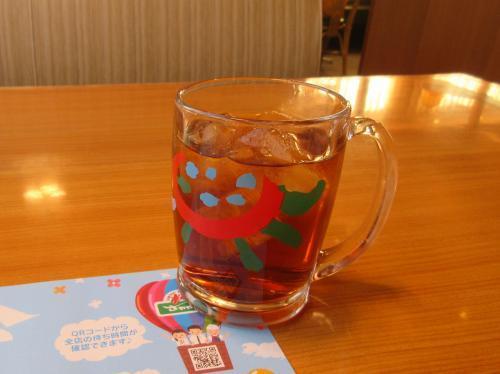 カンパイドリンクのウーロン茶