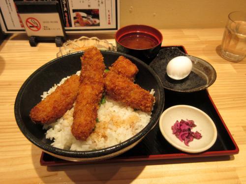 大 醤油カツ丼