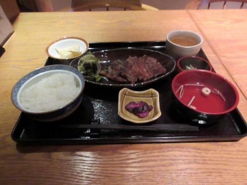 豚の西京味噌漬け焼き定食