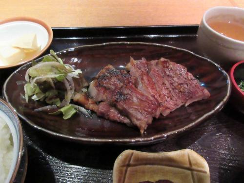 豚の西京味噌漬け焼き