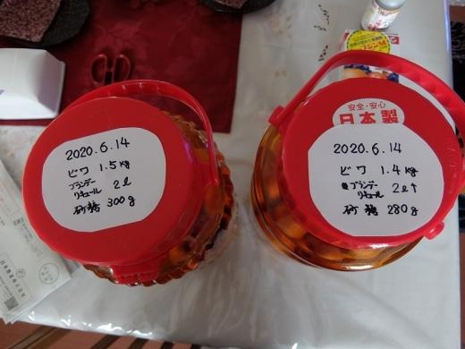 20200615_ビワ酒6