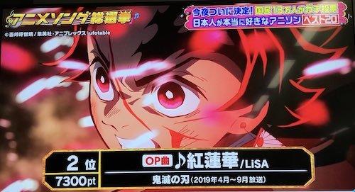 アニメソング総選挙002ss