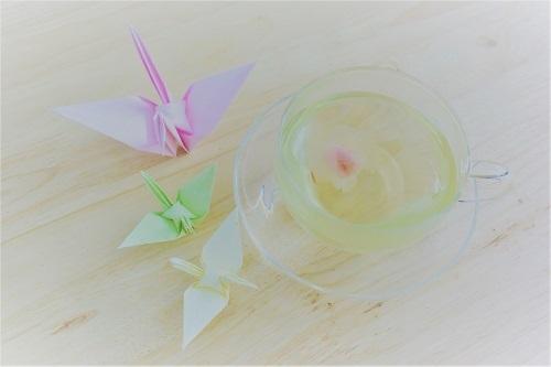 Trinity―桜緑茶mini