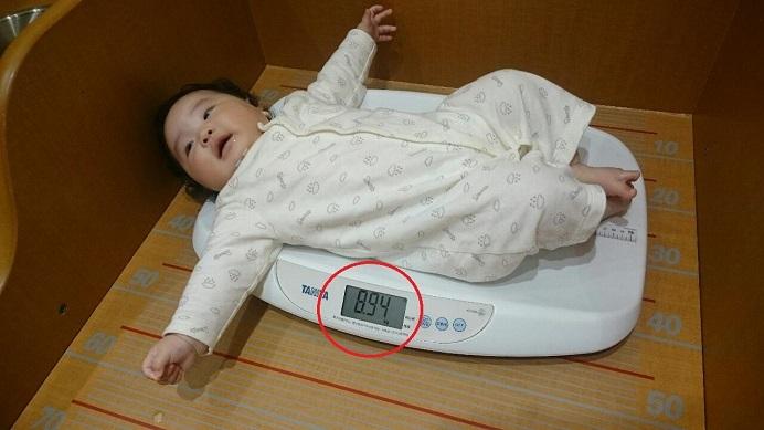202005愛娘の体重が・・・ (2)