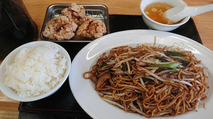 20201021日田 金飯店 (6)