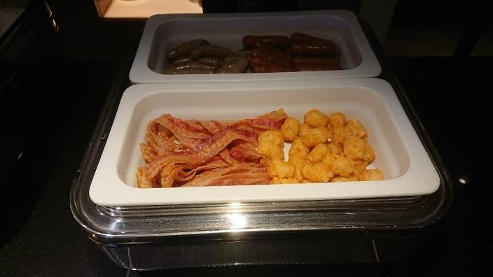 20201112ヒルトン名古屋EXEラウンジ朝食 (2)