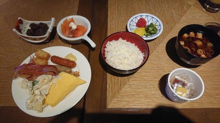 20201112ヒルトン名古屋EXEラウンジ朝食 (7)