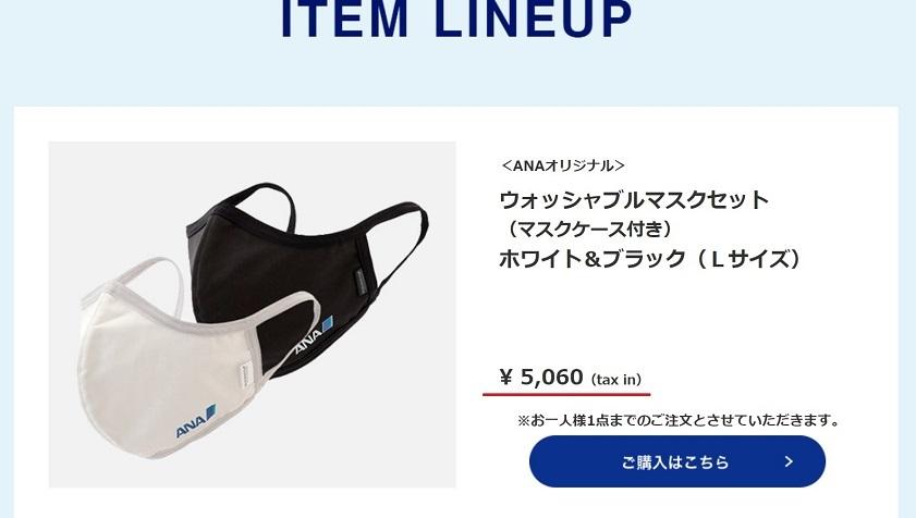 202101ANAマスク購入①