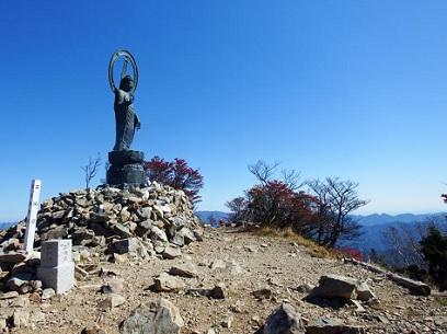 釈迦ケ岳1