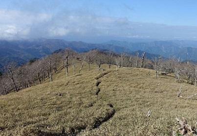 釈迦ケ岳2