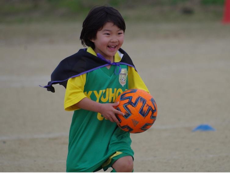 201101_ハロウィン CUP U8②
