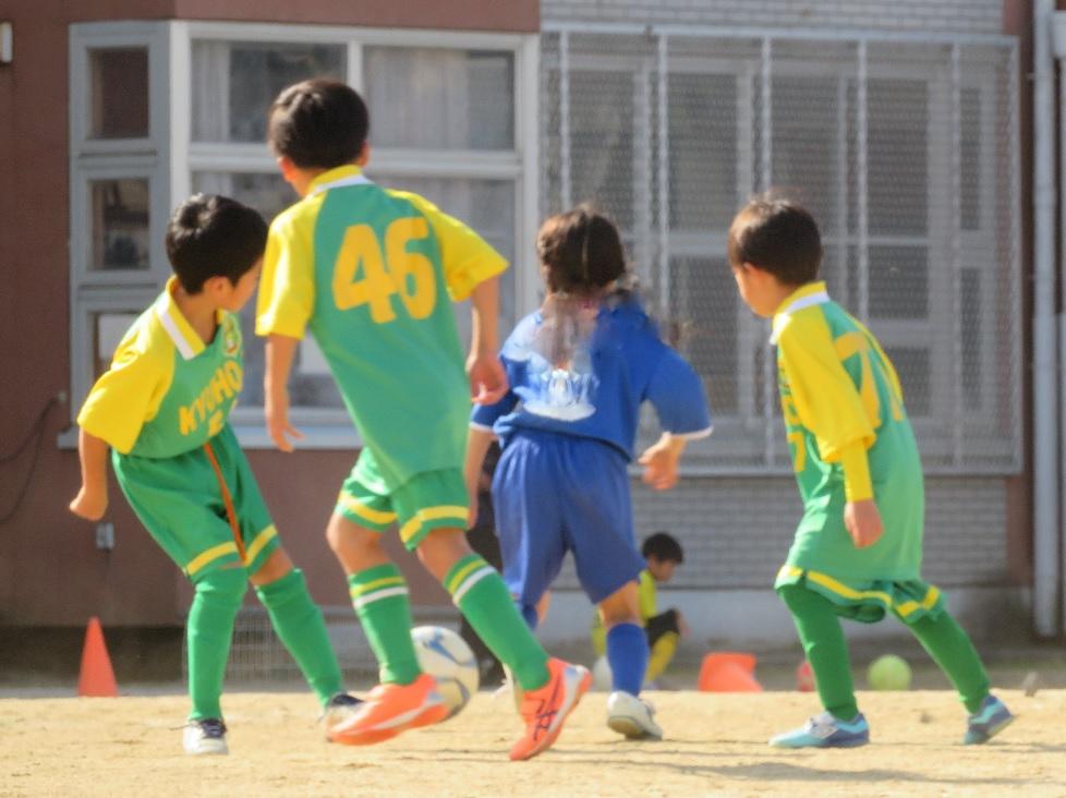 201122_北風 CUP U8⑤