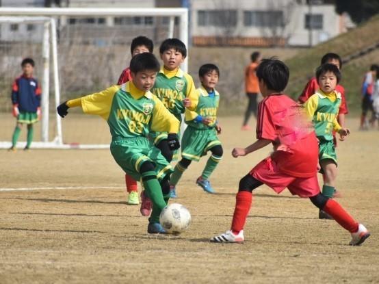 210211_FC Graニューイヤーカップ3年生大会①