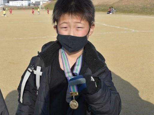 210211_FC Graニューイヤーカップ3年生大会③