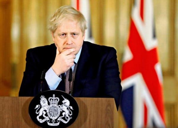 ジョンソン首相