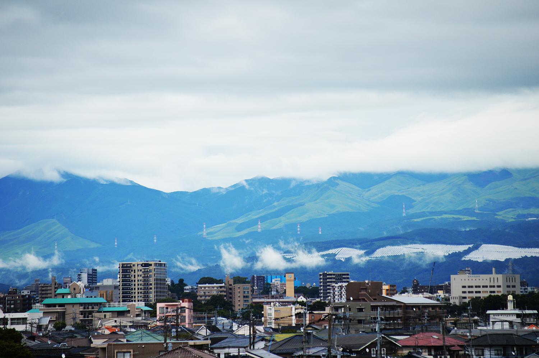 阿蘇の山々1